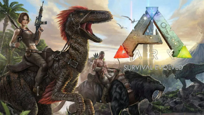 ARK: Survival Evolved Apk Versi Terbaru (Mega Mod+Data)