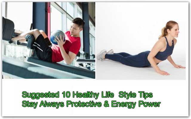 Recommendations 10 Health Tips Positive Influence On Your Health 2019.