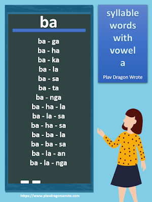 I Climbed the Ladder of Reading! Syllable Words with the Small Vowel Letter A - Effective Reading Guide for Kids