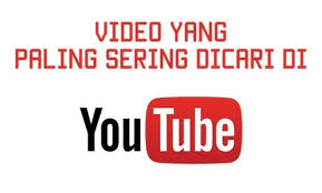 Macam macam jenis video youtube
