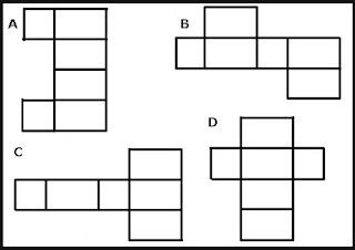 Soal Bangun Ruang Balok plus Kunci Jawaban 1