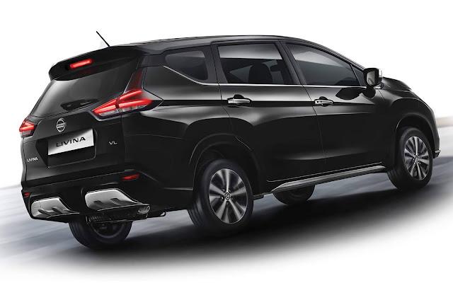 Novo Nissan Livina  2021