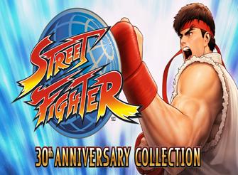Street Fighter 30th Anniversary Collection [Full] [Español] [MEGA]