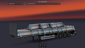 Flatbed Rio Trailers Pack