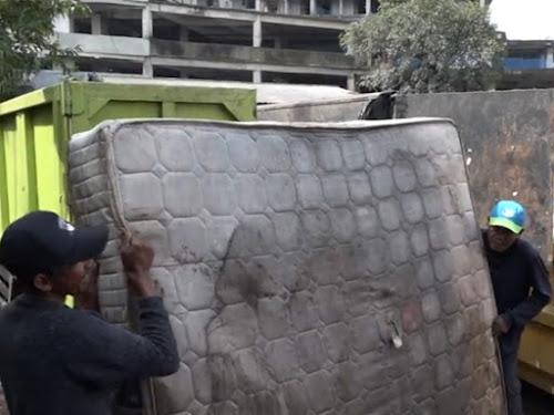 Lokasi pembuangan sampah besar Bandung