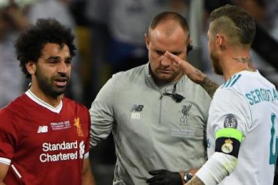 Ramos Meminta Maaf Pada Salah