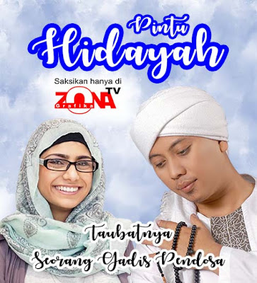 Download Poster Film Pintu Hidayah Adobe Photoshop CS6