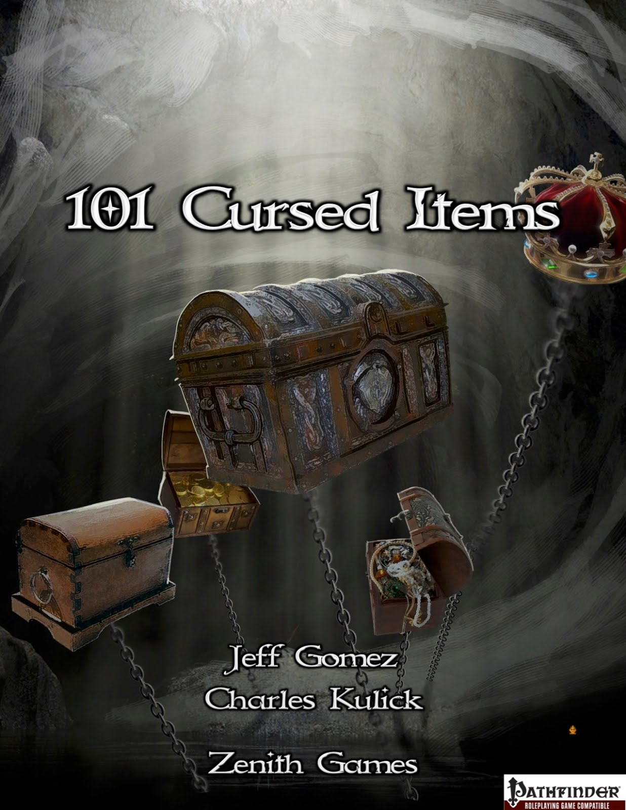 101 Cursed Items
