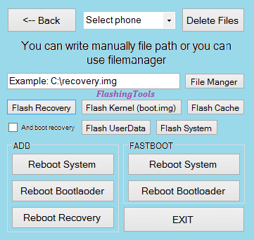 Mobile Flashing Tools All in One for PC