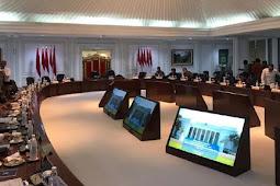 Adu Kuat Pengaruh Berebut Kursi Menteri Kabinet Kerja Jilid II