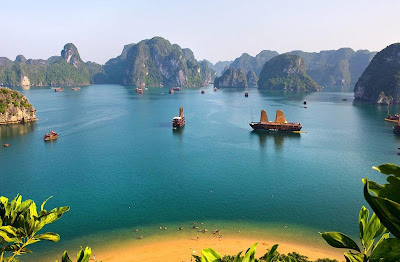 Halong Bay a world's most stunning landscape