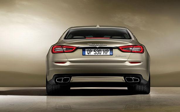 2016 Maserati Ghibli Diesel