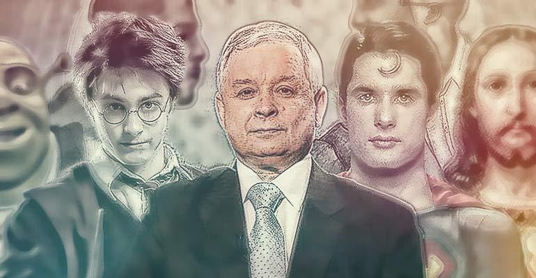 Kaczyński mityczny