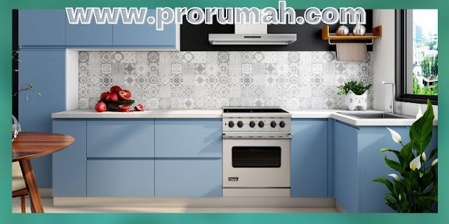Tips Dekorasi Dapur Minimalis - lakukan penataan dengan tepat
