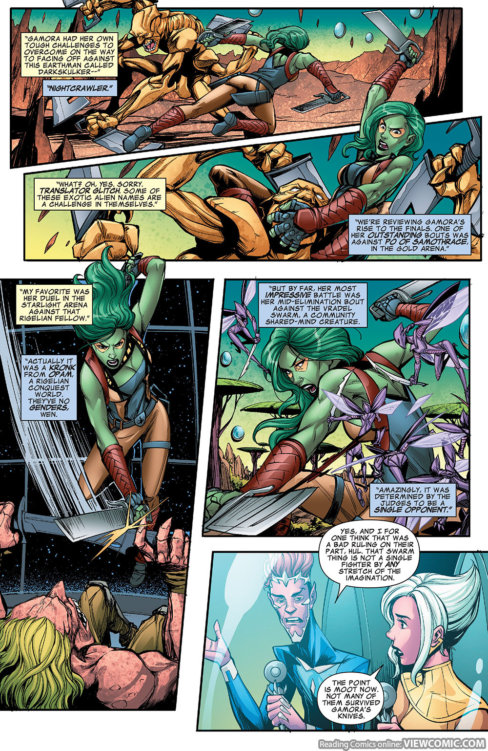 Guardians Team-Up 006 (2015) …………… | Viewcomic reading comics online