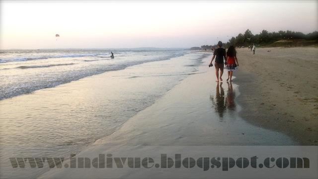 Sernabatim Beach, Goa, Intia