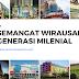 Semangat Wirausaha Generasi Milenial Bersama TM Agung Podomoro, Asyik dan Untung!