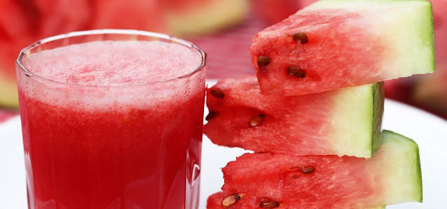 Watermelon Juice Recipe The best after workout meal