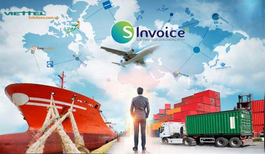 Ảnh minh họa: Doanh nghiệp hoạt động xuất khẩu buộc phải sử dụng Hóa đơn điện tử viettel