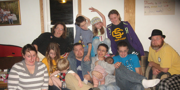 My Crazy Family Christmas 2011