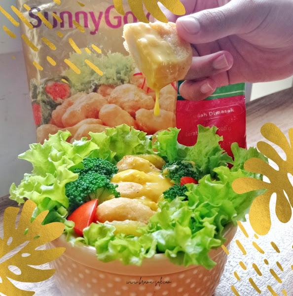 Tempura Sunny Gold