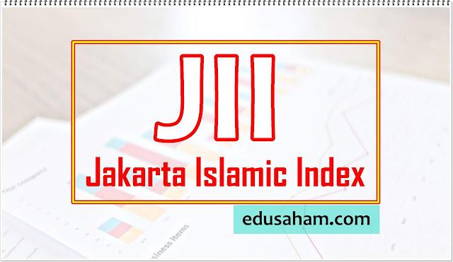 Daftar Saham Syariah JII 2018 Terbaru