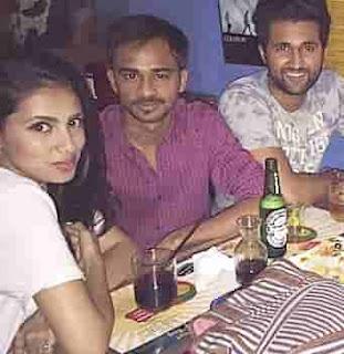Aashna Hegde Drink