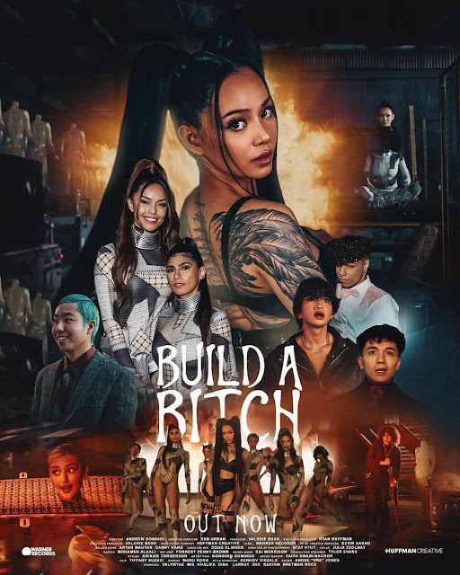 Bella Poarch New Song ' Build A Bitch '