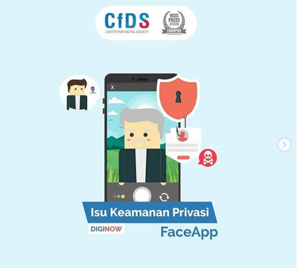 Isu Keamanan Privasi Aplikasi FaceApp