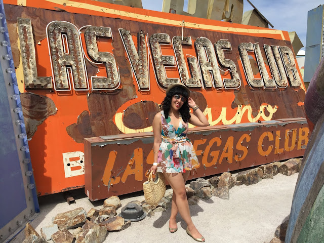 Budget-Friendly Las Vegas Attractions: Neon Sign Boneyard Museum Tour | Will Bake for Shoes