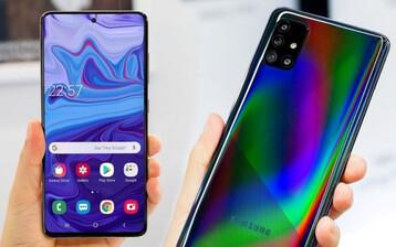 Samsung Merilis Versi 5G untuk Galaxy A51 dan A71