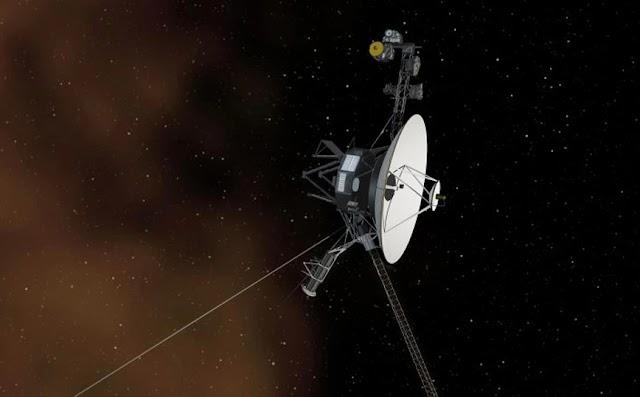 Έτσι «ακούγεται» το διάστημα: Το Voyager 1 της NASA έπιασε για πρώτη φορά τον απόκοσμο μόνιμο βόμβο του