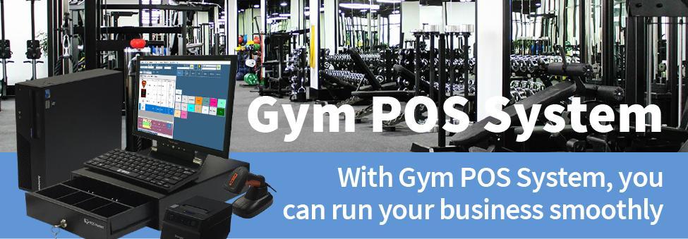 Gym Pos Software