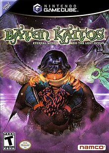 Baten Kaitos Eternal Wings and the Lost Ocean ISO GC