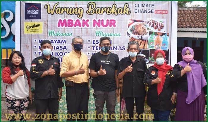 CCF Lakukan Aksi Nyata Gerakan 1000 Usaha Mandiri, Guna Mendorong Laju Roda Ekonomi Masyarakat Bondowoso
