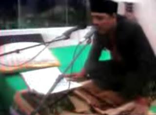 Qori' H. Fathullah (MTQ Nasional Ambon 2012)