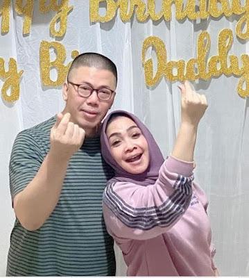 Profil Biodata Basuki Widjaja Kusuma Suami Mama Rieta Lengkap Usia, Agama Mualaf, Kekayaan, IG Instagram, Punya Anak Berapa
