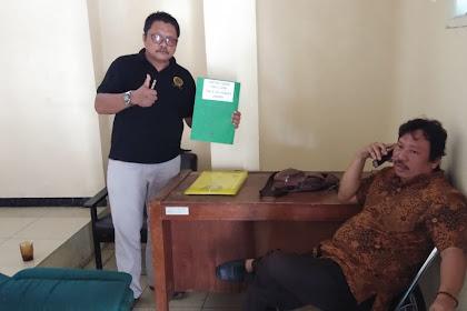 Kegiatan Jumat Drs Syafrial Bakri SH.,MH.  Piket diposbakum PN KARAWANG