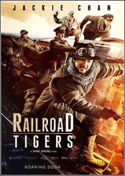 baixar capa Railroad Tigers   Legendado