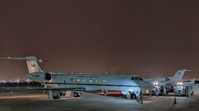Perintah Pangeran MBS, WN Arab Saudi Penderita COVID-19 Dievakuasi dari Jakarta