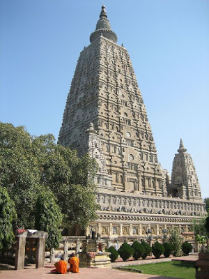 UNESCO World Heritage Sites, India - Mahabodhi, Bodh Gaya