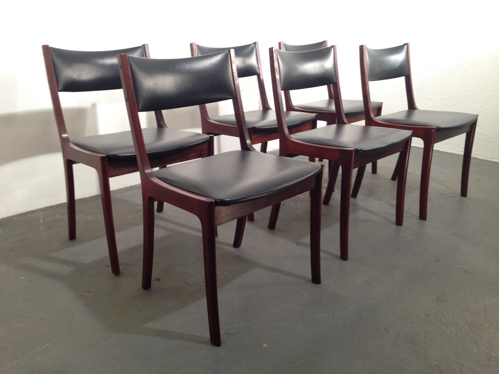 retro dining chairs ireland wholesale vintage furniture ocd 1970s rosewood
