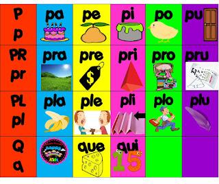 nuevo silabario pdf gratis