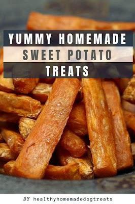 Yummy Homemade Sweet Potato Treats