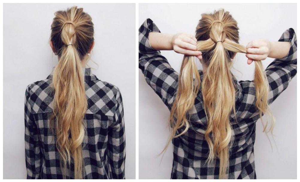 10 f ciles peinados que pueden darte un look sofisticado en un d a de lluvia upsocl - Peinados para hacerse una misma ...
