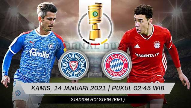 Prediksi Holstein Kiel Vs Bayern Munchen