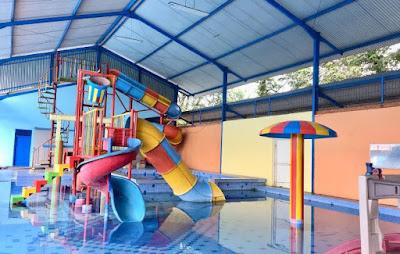 Fasilitas Kolam Renang Anak di Purwokerto