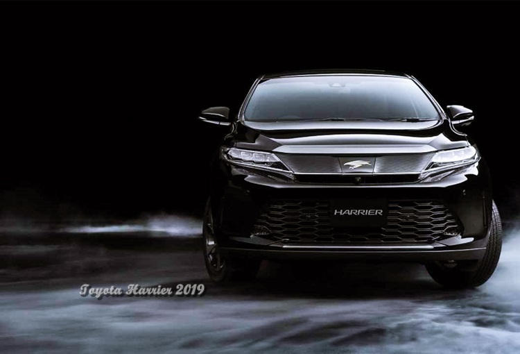 Toyota Harrier 2019 Price and Redesign