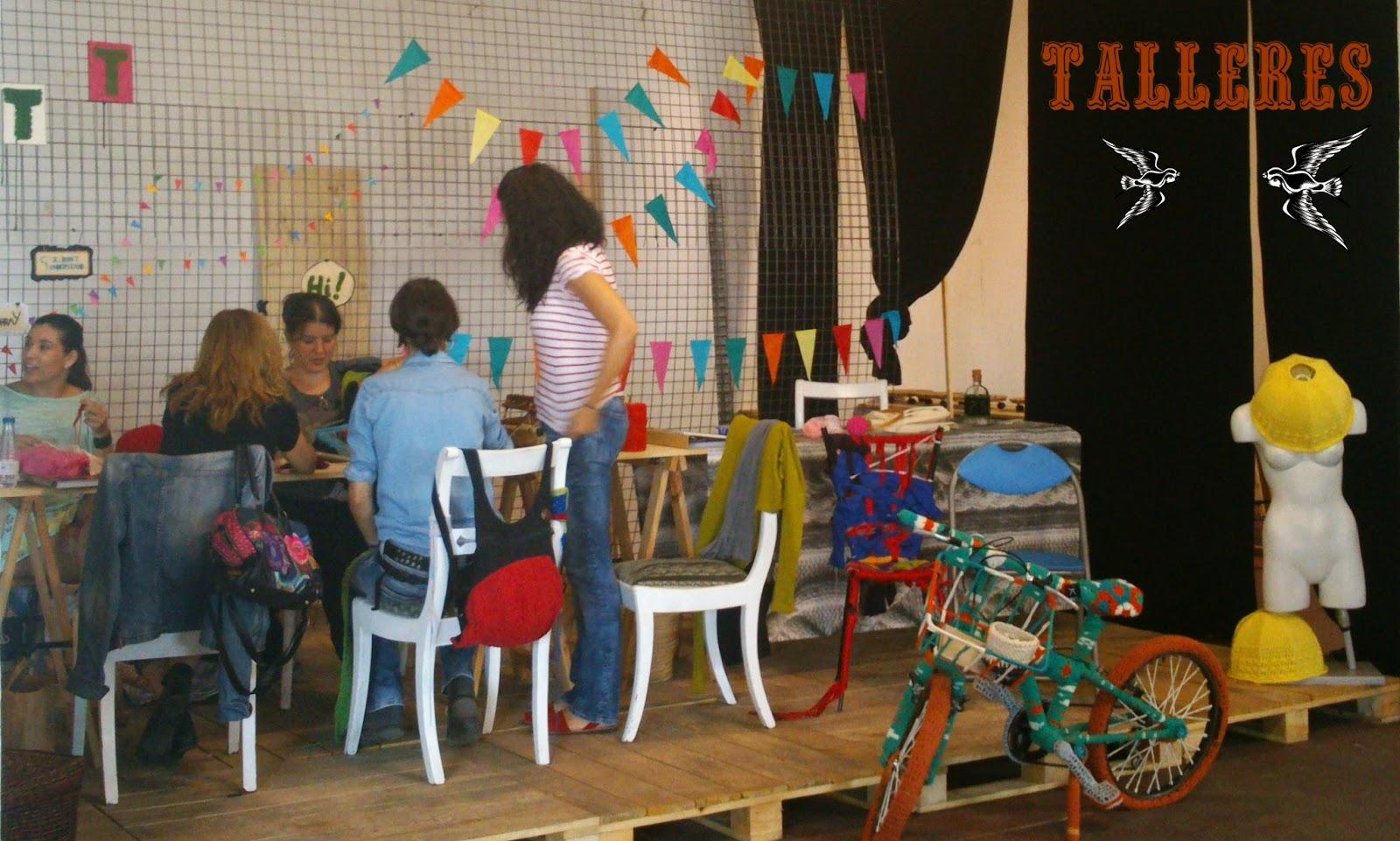 talleres artesanía