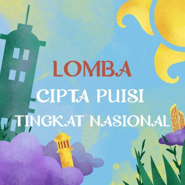 [GRATIS] Lomba Menulis Puisi Nasional di ITB